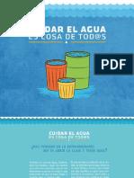Cuidar Agua (SEDEMA)