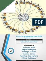 El Uso de Internet en Educacion