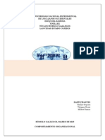 Comportamiento Organizacional (Emilys, Yulianny, Mildret)