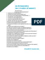 30 Questions Frequentes d Embauche