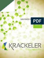 Krackeler Savings Portfolio