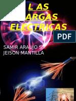 Exposicion Las Cargas Electricas