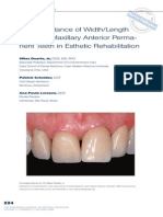 The importance of width and length ratios in anterior pemanent dentition.pdf