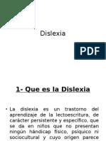 Trabajo Dislexia