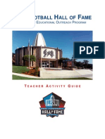 2009-2010 Teacher Activity Guide