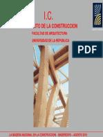 Tecnologia Construccion en Madera