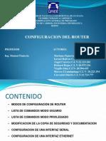 Configuracion de Un Router_Grupo #4