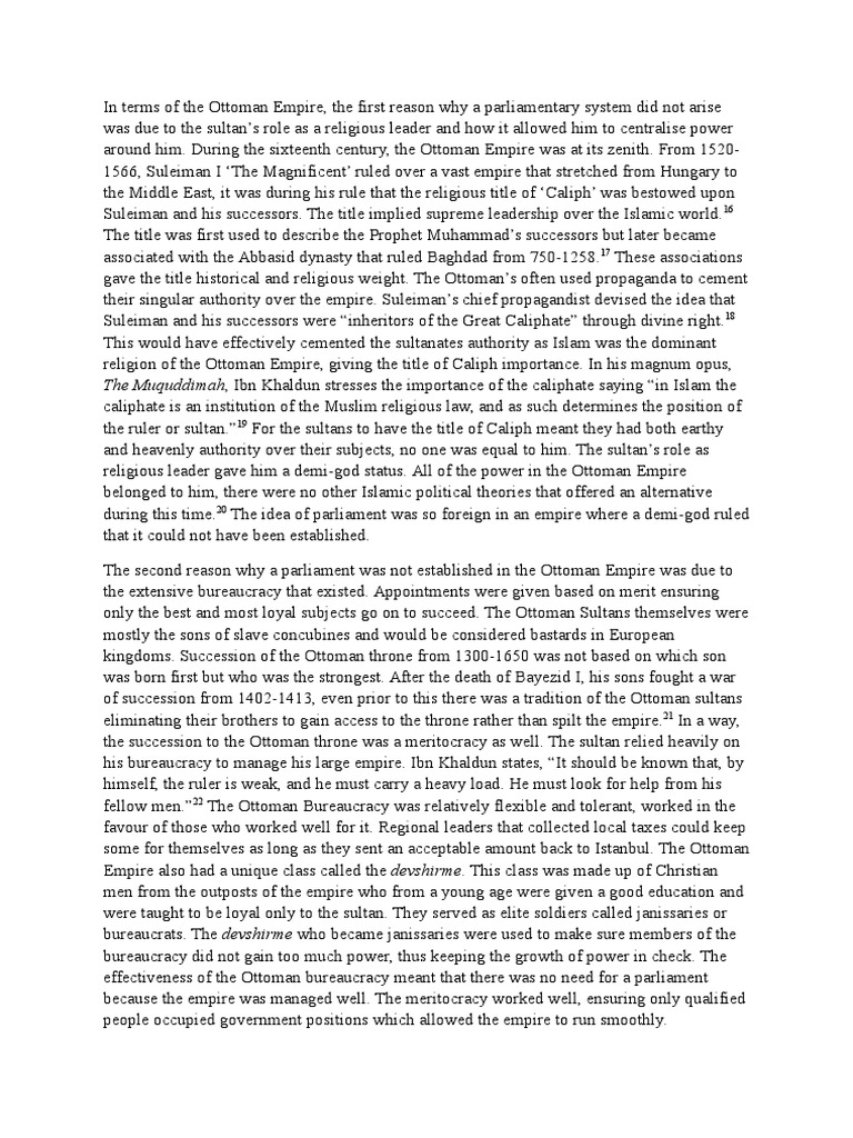 Nanny essay
