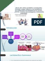 Evaluación Del Efecto Del Cultivo Probiótico Lactobacillus Rhamnosus