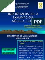 6. Exhumacion Medico Legal