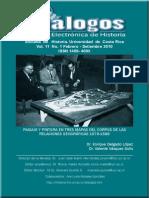 Revista Dialogos Relaciones Geográficas Codices
