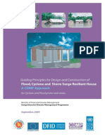 Training - Guiding Principles for Design and Construction of Flood, Cyclone and Storm Surge Resilient House A CDMP Approach.pdf