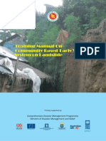 Training - Training manual on community based early warning system on landslide.pdf