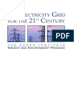 An Electricity Grid for the 21st Century