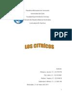 Monografia Los Citricos