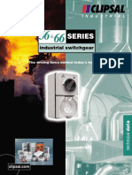 Brochure Industrial Socket, Switch, Plugs, Outlet (amr)