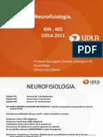 Neuroanatomia y Circuitos SensorioMotores KIN 405 UDLA 2011[1]