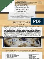 SPEAK OUT ELEMENTARY (Estrategias de Conversación y Gramatica) Mendez_Josue