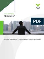 Aviat Networks ProVision Brochure