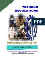 TR - Auto Servicing NC I