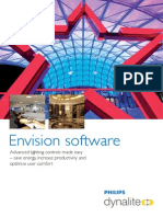 Dynalite Envision Brochure | Usability | Lighting