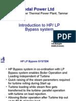 HP LP Bypass