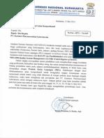 Permohonan Penguji Kompre PT Konimex Pharmaceutical Laboratories