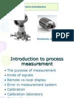 1. Sensors Transducers Presentation