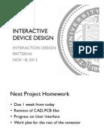 Slides 21 Designpatterns