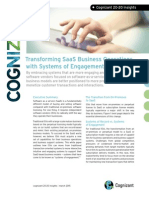 Transforming SaaS Business Operations with Systems of Engagement
