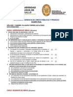 Examen Final - Gerencia de Obras Publicas 2014[1]