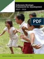 INDONESIA Strategic Framework for Development 495 KB