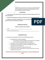 mini educators day plan april 2015