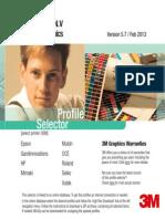 3M Media Profile Selector 5.7
