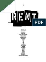 Libreto Completo RENT