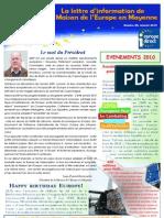 info n°25_JANV 2010