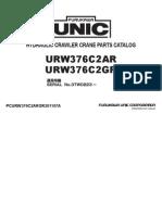 Unic Urw376c2 Parts Manual
