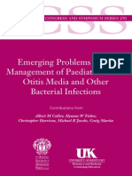 Emerging Problems in the Management of Paediatric Acute Otitis Media and Other Bacterial Infectio