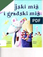Poljski i Gradski Miš