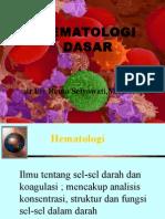 Hematologi Dasar