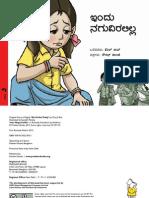 No Smiles Today - Kannada