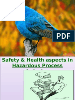 Safety in Hazardous Process Industry-K.A.Thariq Muhamed Salim