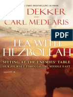 Tea with Hezbollah by Ted Dekker and Carl Medearis - Excerpt