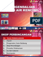 3. Ceramah 3 - Pengendalian Ujian Air Kencing