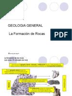 La Formacion de Rocas y Minerales.pps