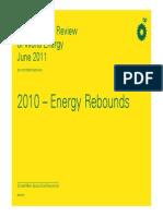 BP Statistical Review -Slide-pack