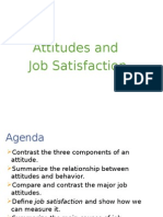 Chapter 3 - Attitudes and Job Satisfaction