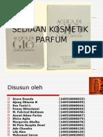 Presentation Kosmetik Parfum Kel 10
