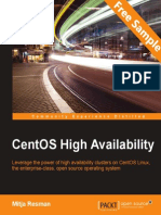 CentOS High Availability - Sample Chapter