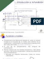 Introduccion a La Fundicion.